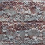 N 123 – Rusty Metal-Nova-decorative-ceiling-tiles-antique-decor