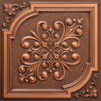 N 103 - Antique Copper-Nova-decorative-ceiling-tiles-antique-decor