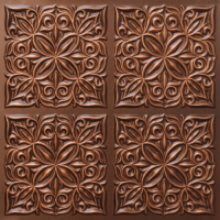 N 105 - Antique Copper-Nova-decorative-ceiling-tiles-antique-decor