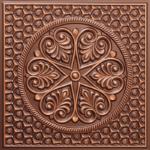N 107 – Antique Copper-Nova-decorative-ceiling-tiles-antique-decor