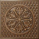 N 107 – Antique Gold-Nova-decorative-ceiling-tiles-antique-decor