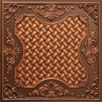 N 113 – Antique Copper-Nova-decorative-ceiling-tiles-antique-decor