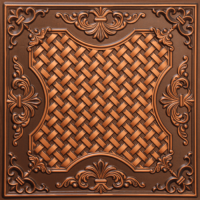 N 113 - Antique Copper-Nova-decorative-ceiling-tiles-antique-decor