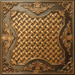 N 113 – Antique Gold-Nova-decorative-ceiling-tiles-antique-decor
