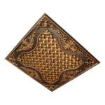 N 113 – Antique Gold Side View – 3