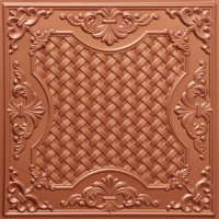 N 113 - Copper-Nova-decorative-ceiling-tiles-antique-decor