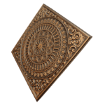 N 116 – Antique Gold Side View – 3