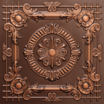 N 118 – Antique Copper-Nova-decorative-ceiling-tiles-antique-decor