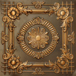 N 118 – Antique Gold