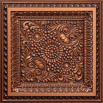 N 121 – Antique Copper-Nova-decorative-ceiling-tiles-antique-decor