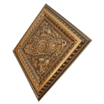 N 121 – Antique Gold Side View – 3