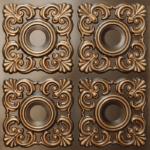 N 123 – Antique Gold-Nova-decorative-ceiling-tiles-antique-decor