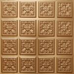 N 124 – Gold-Nova-decorative-ceiling-tiles-antique-decor