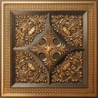 N 125 - Antique Gold-Nova-decorative-ceiling-tiles-antique-decor