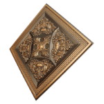 N 125 – Antique Gold Side View – 3
