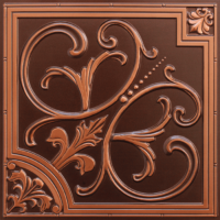 N129-Antique-Copper-Nova-Decorative-Ceiling-Tiles-Antique-Decor