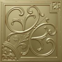 N 129 - Brass-Nova-decorative-ceiling-tiles-antique-decor