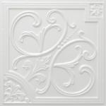 N 129 – White Pearl-Nova-decorative-ceiling-tiles-antique-decor