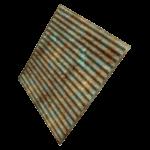 N 134 – Rustic Patina Side View – 3