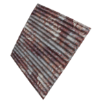 N 134 – Rusty Metal Side View – 3