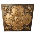 N 135 – Antique Gold Side View – 2