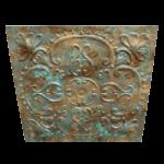 N 135 – Rustic Patina Side View – 3