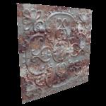 N 135 – Rusty Metal Side View – 1