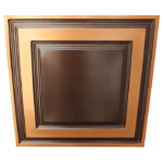 N 136 – Antique Gold Side View – 2