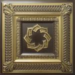 N137-Antique-Brass-Nova-decorative-ceiling-tiles-antique-decor
