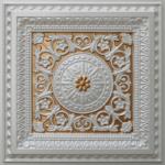 N 104 – Pearl White – Gold-Nova-decorative-ceiling-tiles-antique-decor
