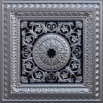N104-Silver-Black-Nova-decorative-ceiling-tiles-antique-decor