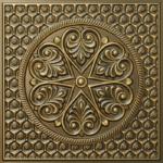 N 107 – Antique Brass-Nova-decorative-ceiling-tiles-antique-decor