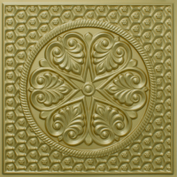 N 107 - Brass-Nova-decorative-ceiling-tiles-antique-decor
