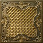 N 113 – Antique Brass-Nova-decorative-ceiling-tiles-antique-decor