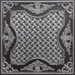 N 113 – Antique Silver-Nova-decorative-ceiling-tiles-antique-decor