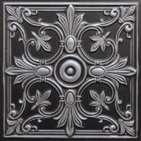 N 115 - Antique Silver-Nova-decorative-ceiling-tiles-antique-decor