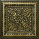 N 121 – Antique Brass-Nova-decorative-ceiling-tiles-antique-decor