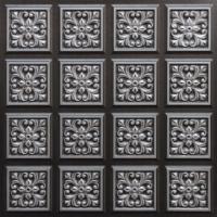 N 124 - Antique Silver-Nova-decorative-ceiling-tiles-antique-decor