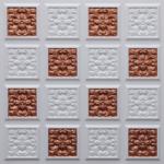 N124 – Glamor White – Copper-Nova-decorative-ceiling-tiles-antique-decor