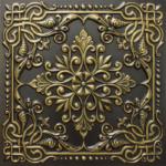 N 127 – Antique Brass-Nova-decorative-ceiling-tiles-antique-decor