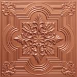 N 131 – Copper-Nova-decorative-ceiling-tiles-antique-decor