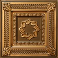 N 137 - Antique Gold-Nova-decorative-ceiling-tiles-antique-decor