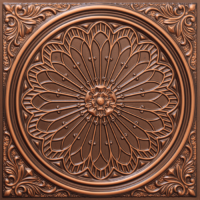 N 110 - Antique Copper-Nova-decorative-ceiling-tiles-antique-decor