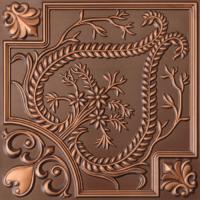 N 120 - Antique Copper-Nova-decorative-ceiling-tiles-antique-decor