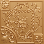 N 120 – Gold-Nova-decorative-ceiling-tiles-antique-decor