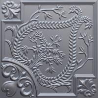 N 120 - Silver-Nova-decorative-ceiling-tiles-antique-decor
