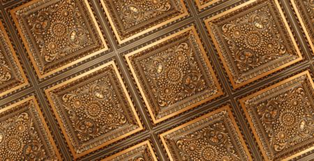 N-121-Antique-Gold--nova-decorative-Ceiling-Tiles-antique-decor-banner