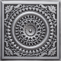 N 138 - Antique Silver-Nova-decorative-ceiling-tiles-antique-decor