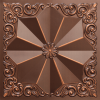 N 142 - Antique Copper-Nova-decorative-ceiling-tiles-antique-decor