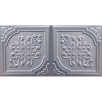 N 4103 - Silver-Nova-decorative-ceiling-tiles-antique-decor